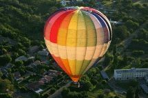 Oudtshoorn Ballooning. Hot-air ballooning, one of the best activities in Oudtshoorn, with fantastic views of early morning sunrise and beautiful mountains. Fly 1 000 ft or more above ground level for +/- 60 minutes. Not to be missed.