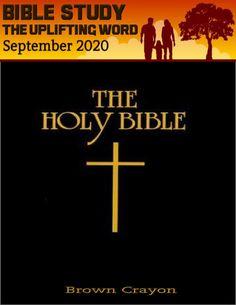 Amazon ❤ Bible Study The Uplifting Word - September 2020