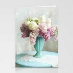 springs glory Stationery Cards by Sylvia Cook Photography - $12.00