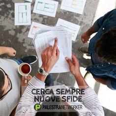 Networker ... cerca sempre nuove sfide => http://www.palestranetworker.com . . . . #mlm #business #networker #networkmarketing #palestranetworker