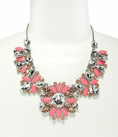 kate spade new york floral necklace [more at pinterest.com/eventsbygab]
