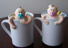 """Baby shower """"cupcake"""""""