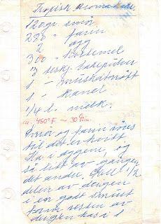 Bestemors tropisk aroma - Mat på bordet Bullet Journal, Cake, Cooking, Kitchen, Kuchen, Torte, Cookies, Cheeseburger Paradise Pie, Brewing