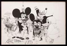 mickey sympa by ralph steadman
