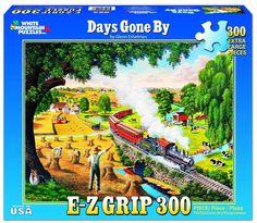 DAYS GONE BY - 300 Piece EZ Grip Jigsaw Puzzle