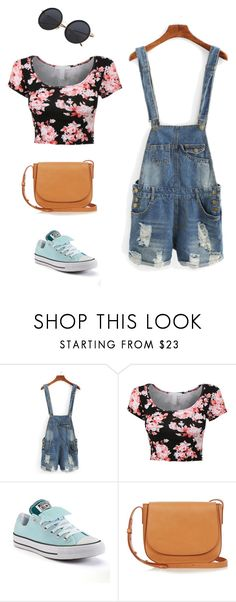 """What I wore today- Newberry book fair"" by jarvis-kat ❤ liked on Polyvore featuring Converse and Mansur Gavriel"