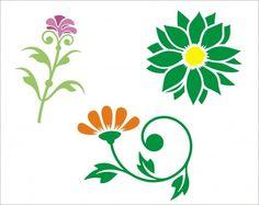 Garden Stencils   Google Search