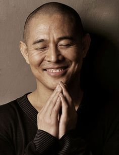 Jet Li...love his smile