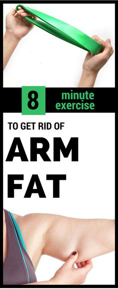 8 Minute Exercise to Get Rid of Arm Fat (VIDEO) - All Beauty Tips for women