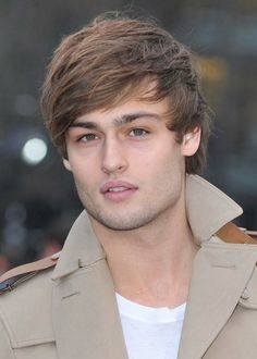 douglas booth... Now that's what I call bone structure