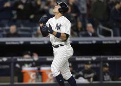 MLB: Judge hace historia con 50mo HR en paliza de Yankees sobre Reales