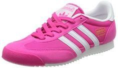 Adidas Dragon J W Schuhe 4,0 pink/white - http://on-line-kaufen.de/adidas/36-2-3-eu-adidas-dragon-unisex-kinder-sneakers-2