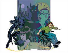 Operation Batgirl, Inc Comic Book Heroes, Comic Books, Batgirl Cassandra Cain, Dc Comics, Comic Art Community, Dc Memes, Batman Art, Bat Family, Gotham City