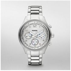 Fossil Flight Stainless Steel Watch  - CH2769 Fossil. $76.10. Brand:Fossil. Band Color: Silver. Dial color: Silver. Model: ch2769. Condition:Brand new with Tags. Save 34%!