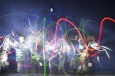 Painting With Light by Art Intersection in Gilbert.