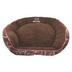 Realtree 36x30 Camo Bolster Bed