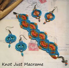 sherri stokey macrame | Yes, I've been a busy bee. And I still have lots more ideas, so stay ...