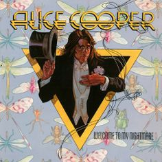 Alice Cooper - Welcome To My Nightmare (1975