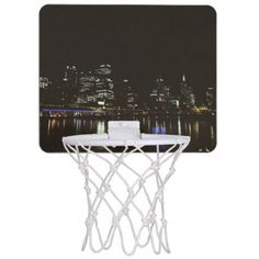 Night Mini Basketball Backboard - home gifts ideas decor special unique custom individual customized individualized