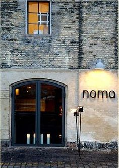 Noma in Copenhagen. Oh how we tried to find this place, wandered around the docs until our feet were throbbing...never found it.