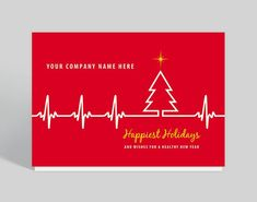 christmas card greetings business sayings winter scene business