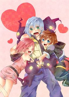 kingdom hearts 3 fan art - Google Search
