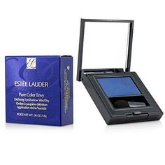 Estee Lauder Pure Color Envy Defining EyeShadow WetDry   04 Blue Fury 18g006oz -- See this great product.