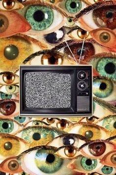 Ojos invasores penetrando en tu hogar