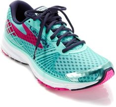 super popular 5dbd5 ca4b2 Rocket into gravity-defying runs with the streamlined womens Brooks Launch  3 running shoes. Theyre extremely responsive and optimized for energy  return ...