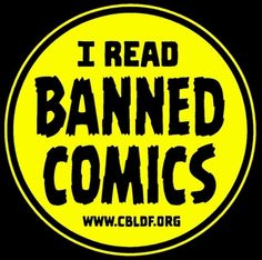 Banned Books Week: Let's Celebrate Comics & Graphic Novels