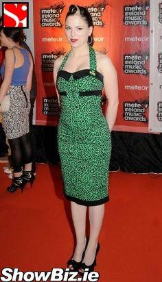 Imelda May, amazing singer, LOVE her style
