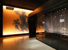 MUSEUMS & EXHIBITIONS - Directional audio solution   www.panphonics.com: STORY TELLER 'solution in Bulgari Exhibition