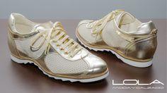 Zapatillas con cuña interior primavera/verano 2015 en Lola Moda y Calzado. Way Of Life, Sneakers, Interior, Shoes, Fashion, Spring Summer 2015, Footwear, Slippers, Tennis