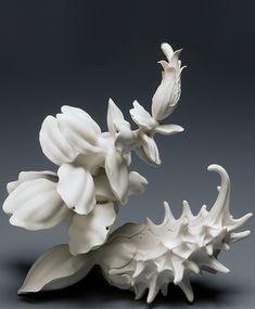 Lindsey Feuer : porcelain sculpture