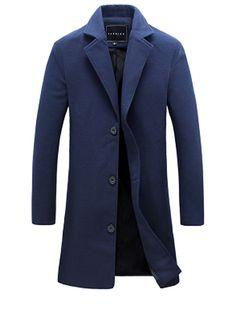 dec90a9fbeb49 Men Suit Collar Denim Jacket Fashion Cotton Casual Suit Coat ...
