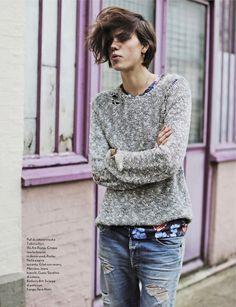 street style: amica february 2014