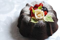 chocolate cake | Flickr - Photo Sharing!