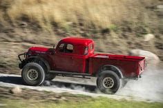 The Legacy Classic Dodge Power Wagon is the New King of Trucks Check more at http://www.freshnessmag.com/2015/10/21/legacy-classic-dodge-power-wagon/