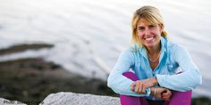 Sheri Piers, last April's top American in Boston, prepares for her best year yet at age 41 - with balance, consistency and a killer drive.