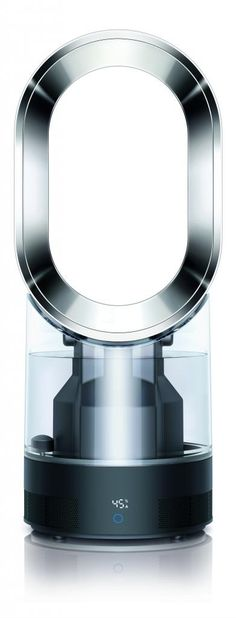 Dyson Mist is Dyson's first humidifier that cleans the water as it disperses
