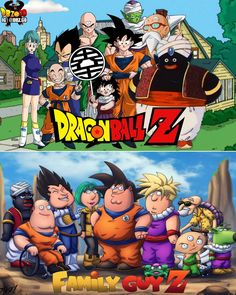 Dragonball Z or Family Guy Z?  A dbz.go Original   inspiration @splash_king_  please give credit if reposted thanks Follow: @dbz.go for more hot content! stay saiyan!  Your Opinion Is Important: Leave A Comment