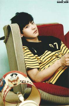 Park Chanyeol | [SCAN] EXO Season's Greetings 2015
