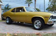 1972 Chevy Nova 2Dr....first car I ever had was a hand me down from my sister...a Chevy Nova...