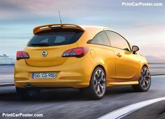 2018 Opel Corsa GSi hot hatch revealed with 148 horsepower Living In Car, Car Posters, Poster Poster, Diy Car, Volkswagen, Model, Image, Mousepad, Nova