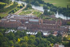 Hampton Court Palace! http://LondonTown.com