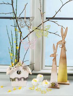 Frühlingserwachen: Jetzt für Ostern basteln!