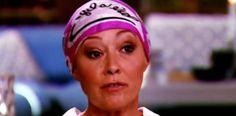 Cáncer de Shannen Doherty se propagó a su sistema linfático....