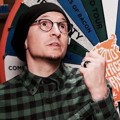 """FanPage Of Chester Bennington (@chezzzy_bennington) auf Instagram: """""""""""