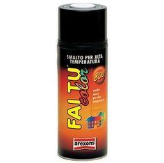 Vernice Alte Temperature Spray Arexons Fai tu Color 400 ml - FerramentaMania
