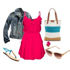 Beach, created by lexis2584 on Polyvore